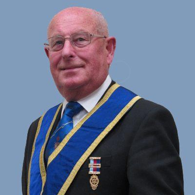 Warrington - John Gregory Group Mentor RA (Craft Regalia)